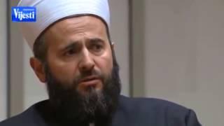 """Sandžački muftija u emisiji """"Bez granica"""""""