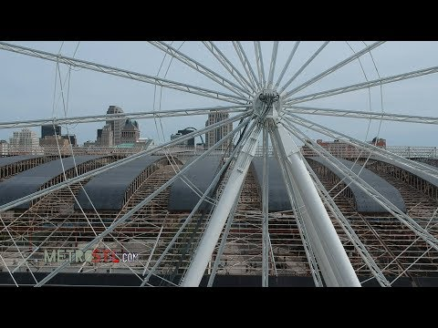 Grand Opening of the St. Louis Wheel