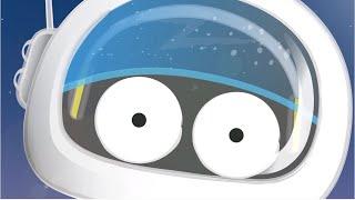 Moon Man Dan | The Gravity Lever | PreSchool Bedtime Animation