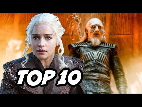 Game Of Thrones Season 7 Episode 1 - TOP 10 Q&A