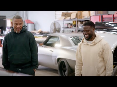 Kevin Hart Tours a Car Museum | Kevin Hart's Muscle Car Crew | MotorTrend