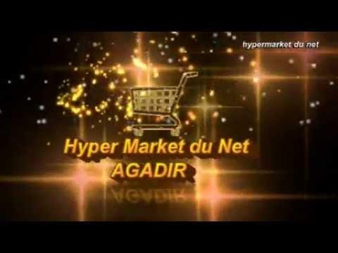 Agadir hyper market du net