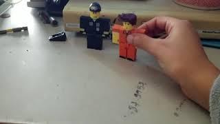Swat vs prison , Roblox toys