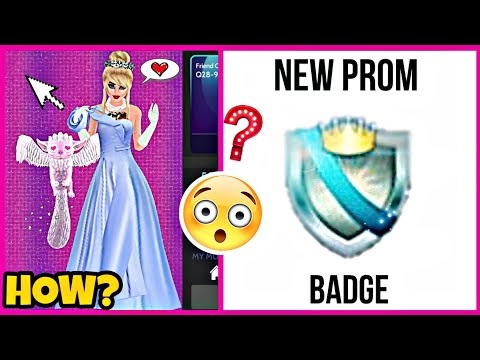 ???? How to get NEW PINK SEQUIN Background and PROM BADGE ???? | Avakin Life