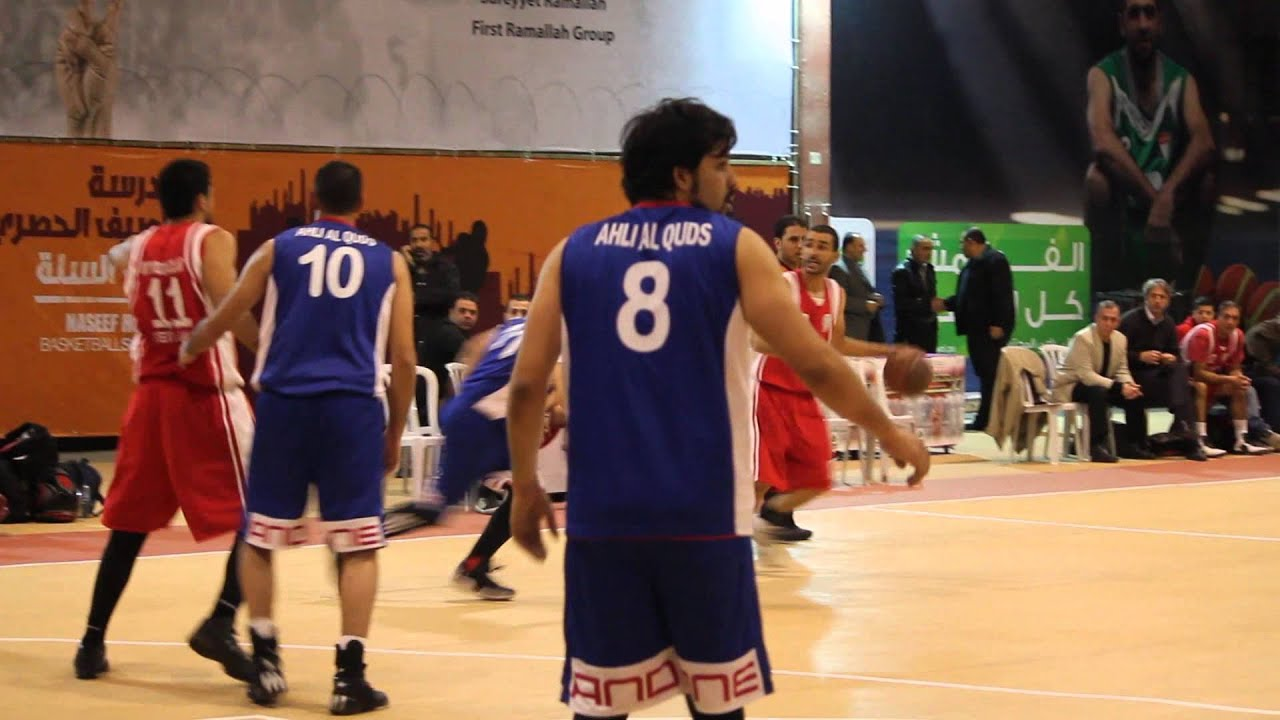 orthodox basketball-beit jala
