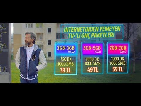 İnternetinden yemeyen TV+, GNÇ Paketleri'nde! - Yunus Günçe