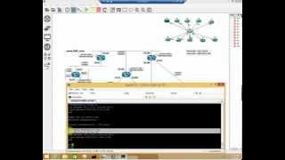 INE CCIE V5 LAB on GNS3