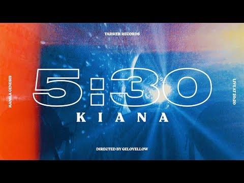 Kiana Valenciano - 5:30 (Official Music Video) Mp3