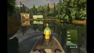 Rapala Fishing Frenzy Episode 1 Lake Wylie - Easy