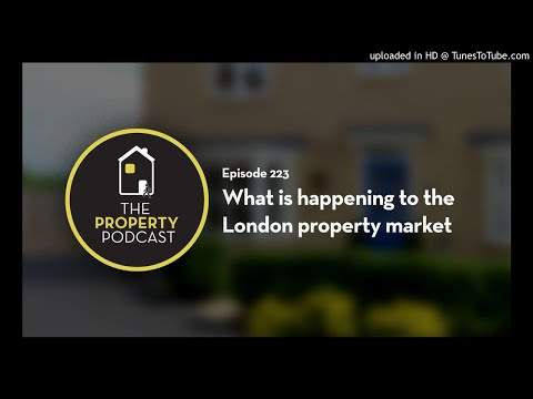 TPP223 What is happening to the London property market