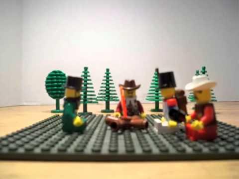 lego, Battle of Trenton 1