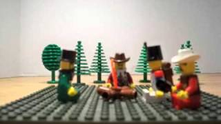 lego, Battle of Trenton 1