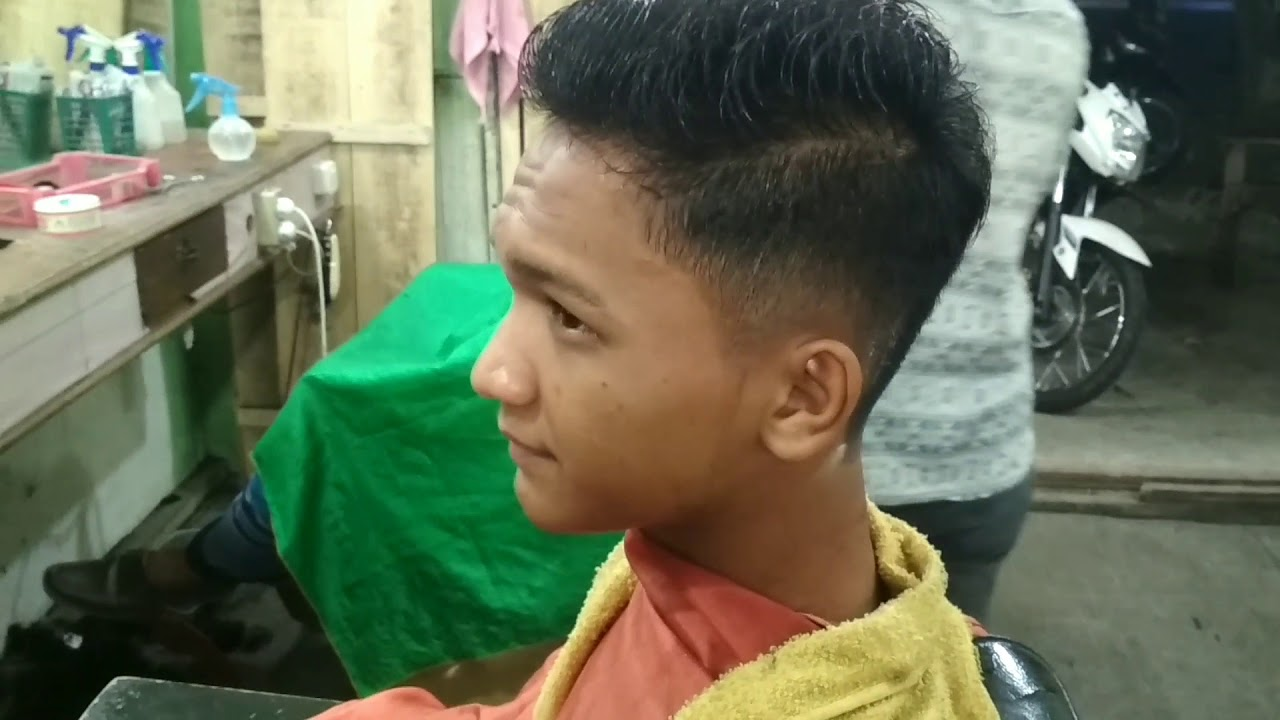 BARBER TUTORIAL  68c4ea73e9