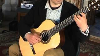 Fernando Sor Op 35 No 22 (Segovia Study No 5)