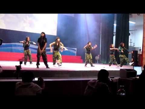 Vũ Điệu Xanh : dance high school 11A1