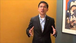 8Asians Exclusive Interview: Jay Chen for Congress - at DNC 2012 in Charlotte, NC