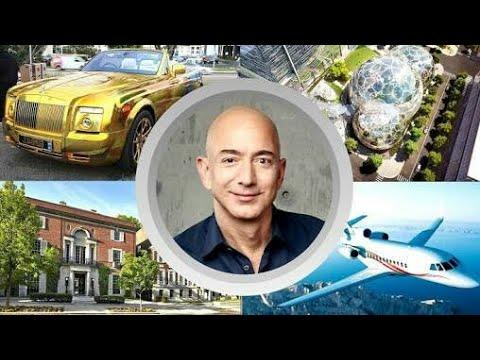 Jeff Bezos Amazon CEO Lifestyle,net worth,cars collection ...