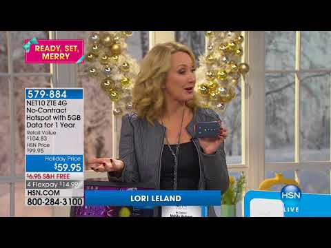 HSN | Electronic Gifts 12.13.2017 - 10 PM
