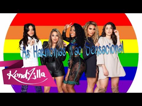Fifth Harmony - As Novinhas Tão Sensacional