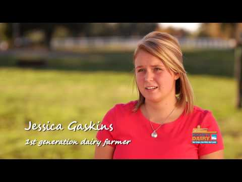 Meet the Gaskins Dairy Farm Family of Kentucky