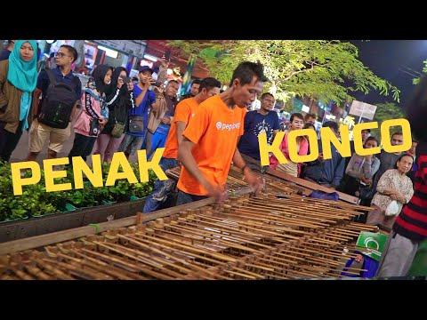PENAK KONCO Angklung (Om Wawes x Guyon Waton) Cover Versi Carehal (Angklung Malioboro) Musisi Jogja