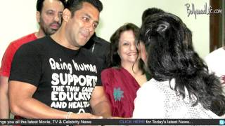 Salman Khan Sponsors His Spot Boy's Wedding