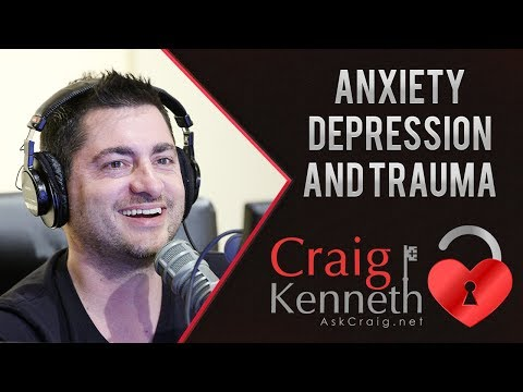 Anxiety, Depression, and Trauma
