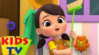Saya tidak mau | Lagu anak anak | Bayi sajak | Kids Tv Indonesia | Video edukasi anak