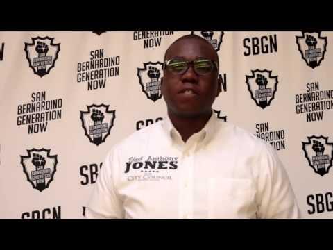 Anthony Jones, Topic 3 - Community Engagement and Partnerships