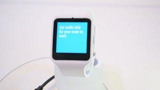 نظرة سريعة على ساعة سوني SmartWatch 3