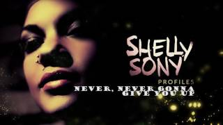 Never, Never Gonna Give You Up - Barry White´s song - Shelly Sony.mp3