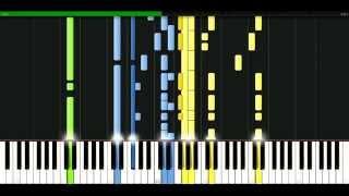 Cranberries - I Still Do [Piano Tutorial] Synthesia | passkeypiano