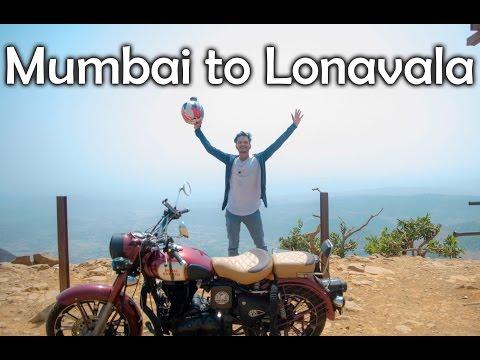 MUMBAI TO LONAVALA | ONE DAY TRIP | BULLET | PART 1