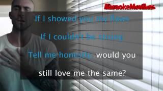 Video Locked Away Karaoke - R City ft Adam Levine  (Karaokemovil es) download MP3, 3GP, MP4, WEBM, AVI, FLV Maret 2018