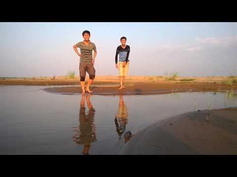 happy at Mekong river cambodia