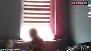 Niania znęcała się nad 8-miesięcznym dzieckiem. Szokujące nagranie!