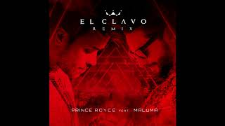Prince Royce - El Clavo (Remix) ft. Maluma