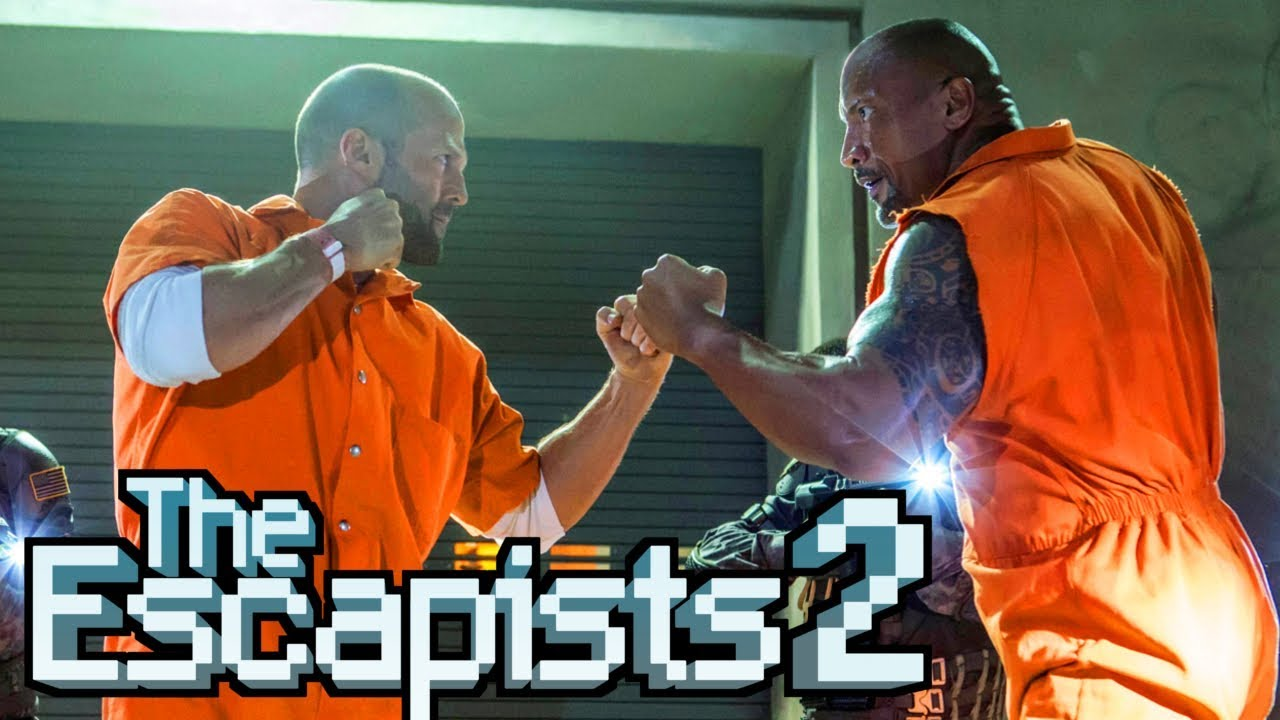 Repeat We Have To Fight! The Escapists 2 by Hova 2 - You2Repeat