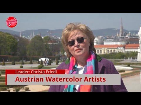 Fabriano Austrian Artists by ChristaFriedl mp4