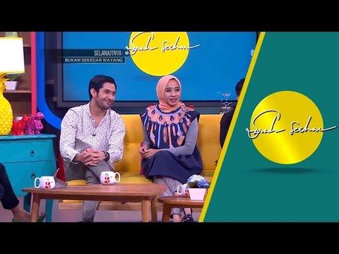 Reza Rahardian, Laudya Cynthia Bella & Vino tentang Film Talak 3