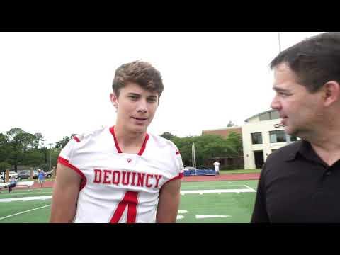 Recruit Video Spotlight: ATH Cooper Hext, DeQuincy High School