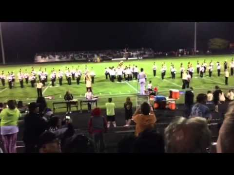 Richards High School Marching Band