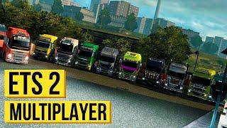 Como jogar ETS2 Online Multiplayer 2020