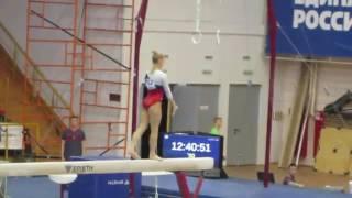 Angelina Melnikova - Russian Cup 2016 - EF BB 15.400