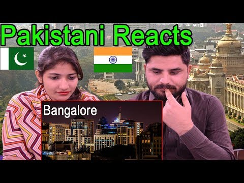 Pakistani Reacts To | Bangalore - Silicon Valley of India | Bangalore City Latest Video