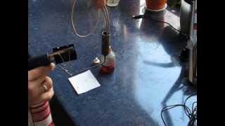 Самая быстрая пайка медной проводки(Способ пайки проводов без паяльника. Дешево, быстро, удобно, особенно при установке кондиционера. Так мы..., 2013-10-08T19:16:49.000Z)