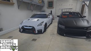 2017 Nissan GT-R || Grand Theft Auto V Gameplay