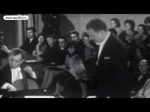 Benjamin Britten & the English Chamber Orchestra - Britten, On a poet's lips I slept