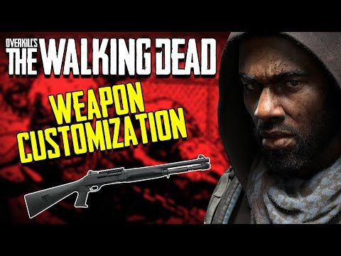 Baixar Overkill's The Walking Dead - Weapon Customization Tease