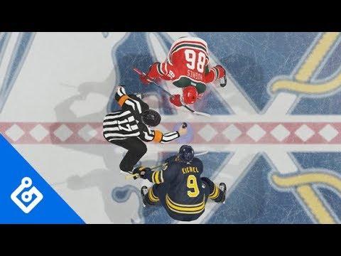 NHL 20 Full Game (Beta Gameplay) - Devils Vs. Sabres